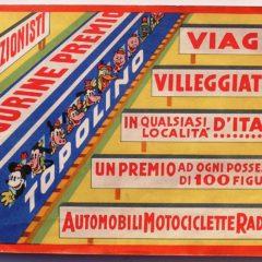 1936 Collezionisti Figurine Premio Topolino Elah