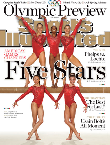 fierce-five-usa-womens-gymnastics-team