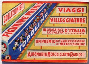 1936 Topolino Elah Figurine Album