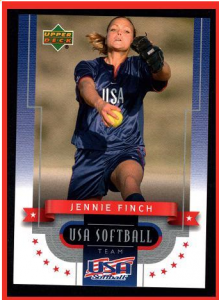 2002-Upper-Deck-Softball-Set-w-JENNIE-FINCH-Rookie-Card