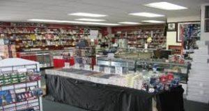 Local Neighborhood Trading Card Shop